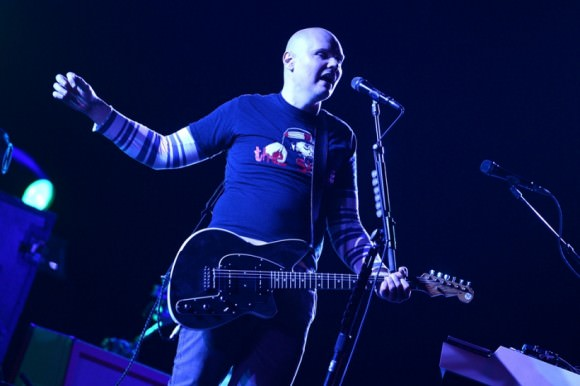 Photo of Billy Corgan by Getty Images via SPIN.