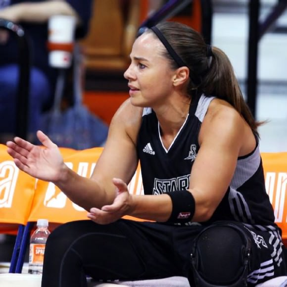Photo of Becky Hammon by Anthony Nesmith/Cal Sport Media/AP Images via ESPN.