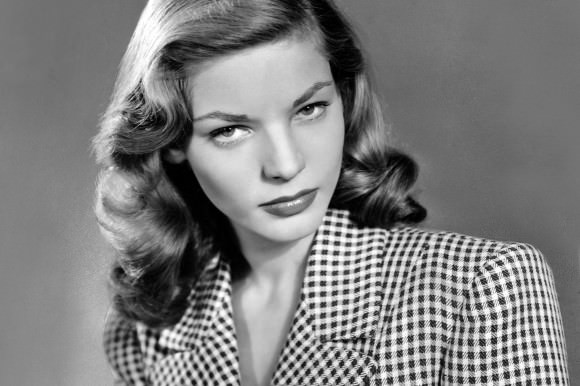 Publicity still of Lauren Bacall at 19 courtesy of Warner Bros. via the New York Times.