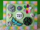 How to Make a Nifty Badge Display
