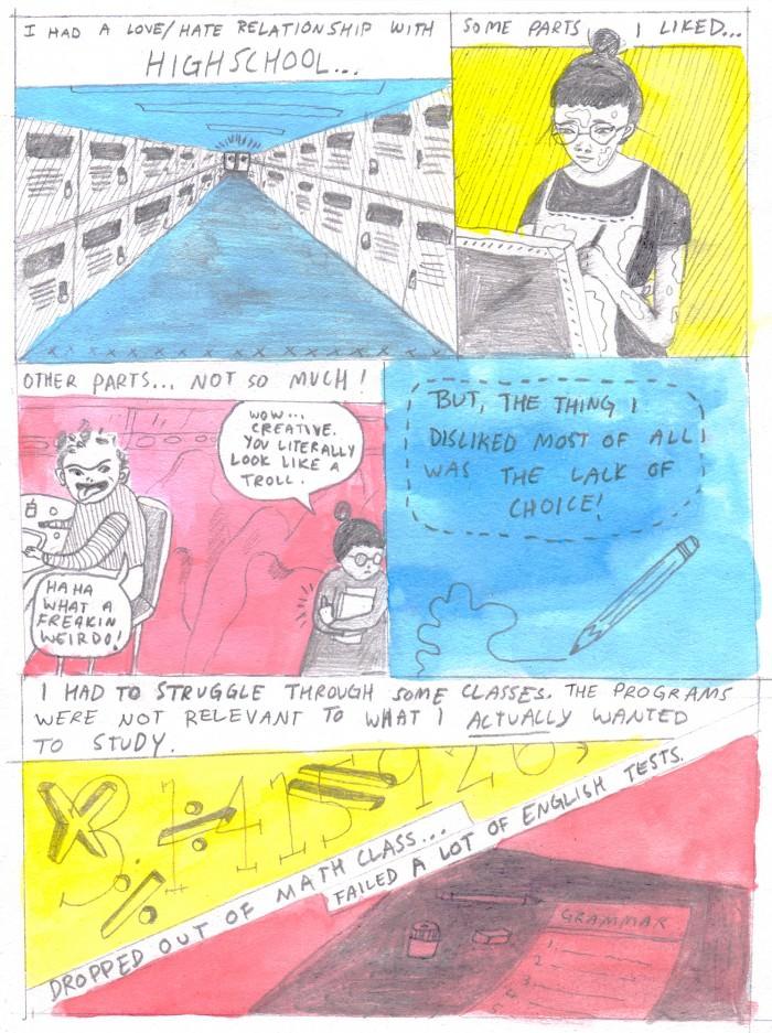Rookie » Sunday Comic: School Stories