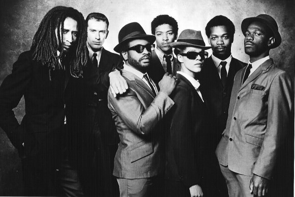 The Selecter in 1980. Photo by Brian Aris.