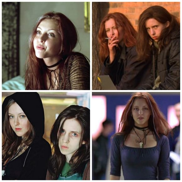 Ginger Snaps Collage