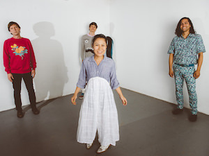 Deerhoof: Paradise Girls