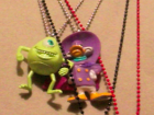 DIY Plastic-Toy Necklace