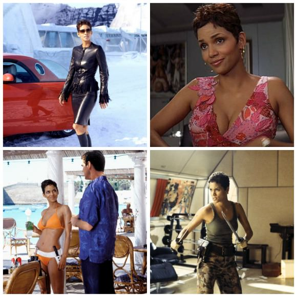 Die Another Day Collage
