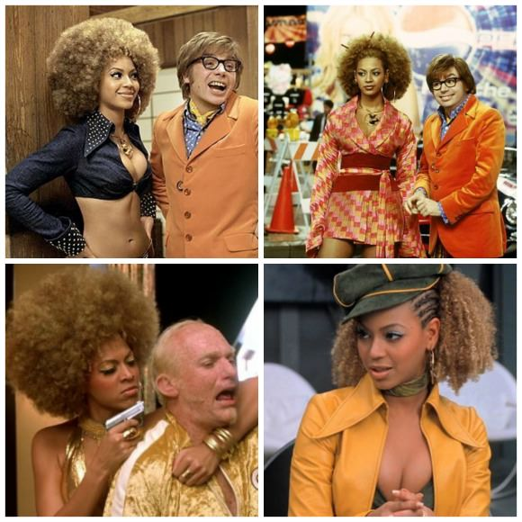 Goldmember Collage