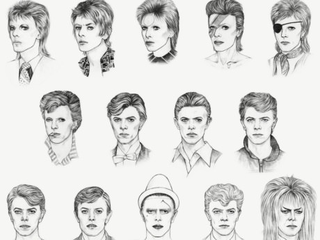 Saturday Links: David Bowie's Hair Edition