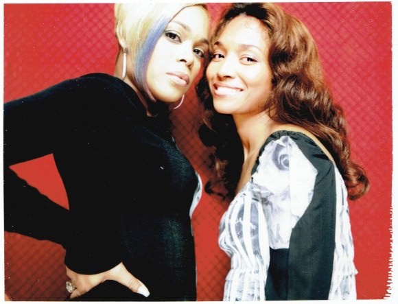T-Boz, left, and Chilli.