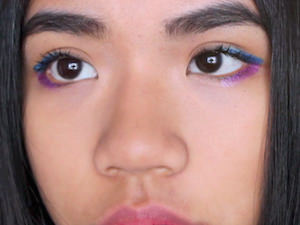 How to Rainbow-ify Your Eyes