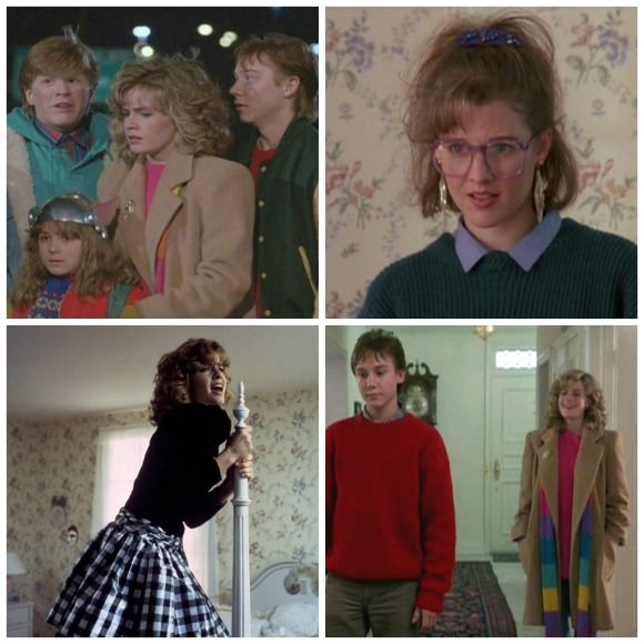 Adventures In Babysitting Collage