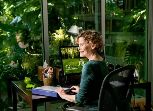 Photo of Judy Blume, by Elinor Carucci via the New York Times.