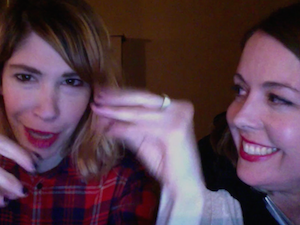 Ask a Grown Woman: Carrie Brownstein and Corin Tucker