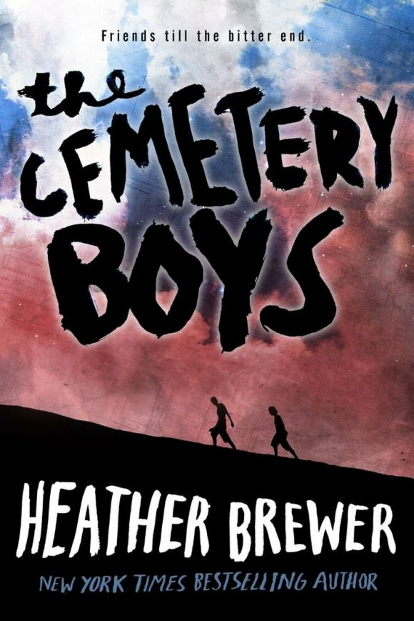 "Cover of ""The Cemetery Boys"" by Zac Brewer."