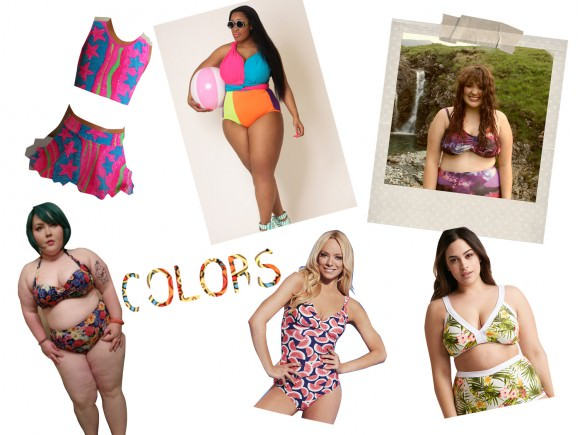 8c13e21d911 Rookie » Because You Can  Plus-Size Swimwear Extravaganza