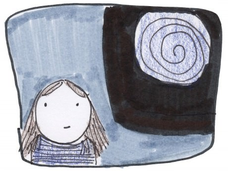 Sunday Comic: The Spiral