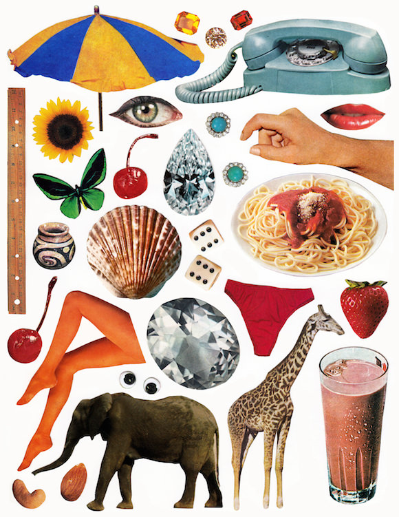 Collage - Magazine cover