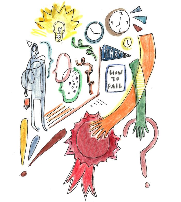 Illustration by Caitlin Hazell.