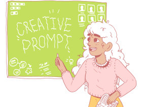 Creative Prompt: Tell a Stranger's Backstory