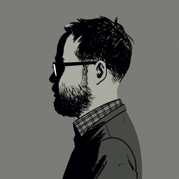 Adrian Tomine by Adrian Tomine.