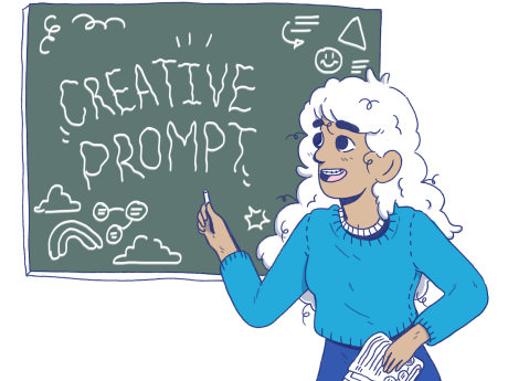 Creative Prompt: Travel Through Time