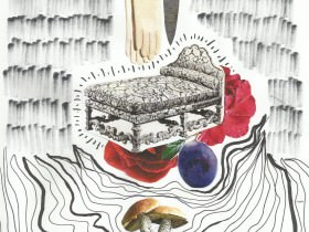 October Collages