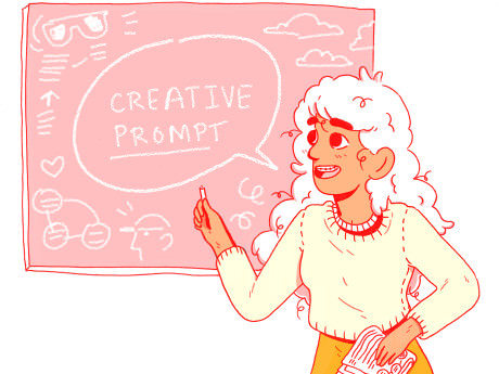 Creative Prompt: Be an Inventor