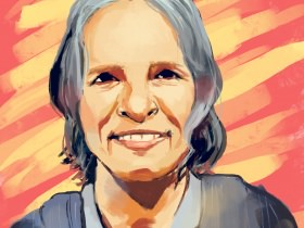 Hold a Feeling: An Interview With Eileen Myles