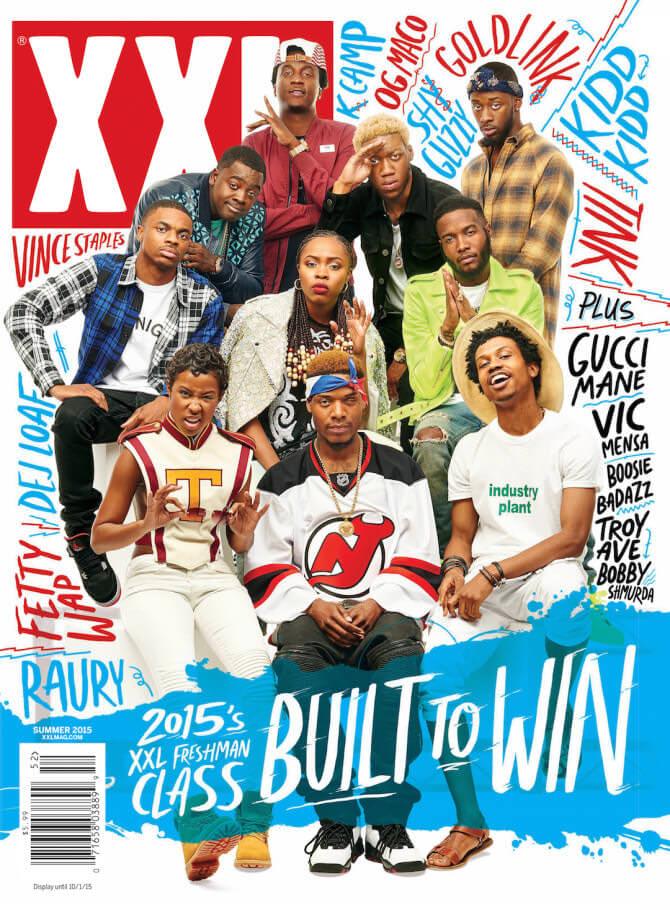 Via XXL magazine.
