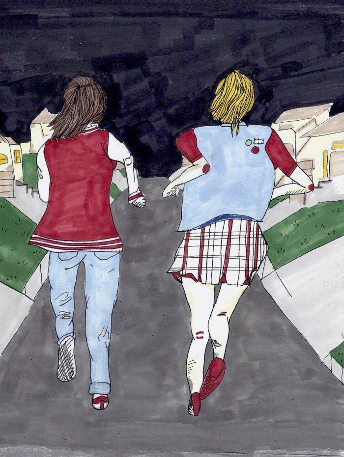 Illustration by Kate Brackley.