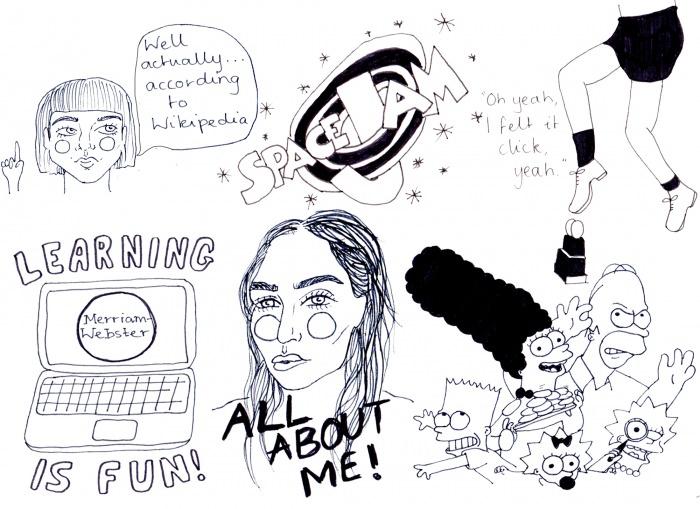 Illustration by Elly.