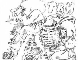 Sunday Comic: tbh