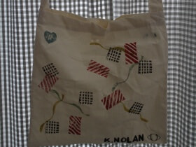 DIY Printed Tote Bag