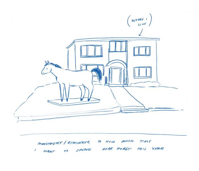 allegra_2016_rookie_horsemonument