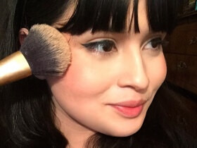 Makeup Trick: Instagram Filter, IRL