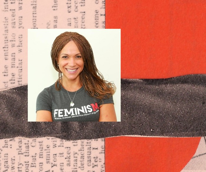 Collage by Ruby Aitken, using a photo of Melissa Harris-Perry via Twitter.