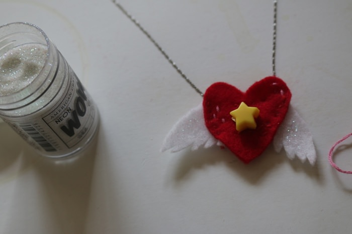 rookie heart necklace diy 022