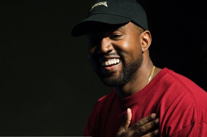 Kanye West, via Hypetrack.