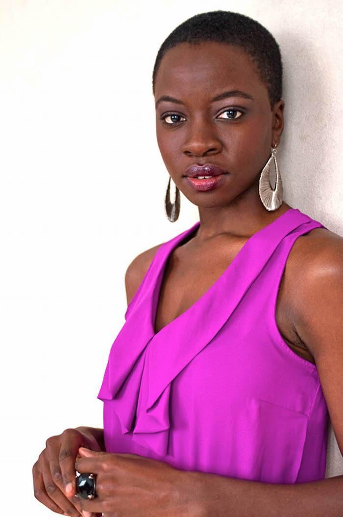 Photo of Danai Gurira by Rob White.