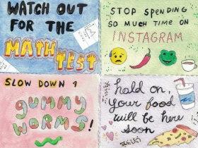 Saturday Printable: Warning Signs