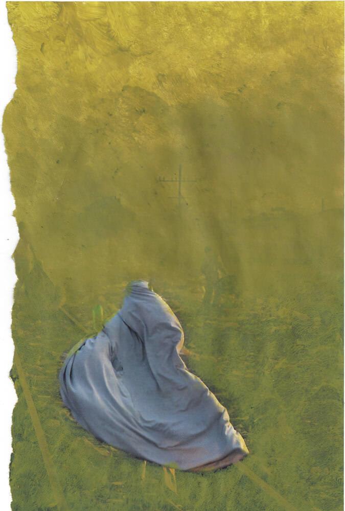 """Muddy Colours—Doona,"" by Chelsea Arnott."