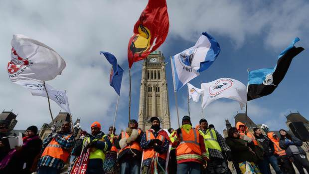 Photo via The Globe and Mail.