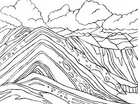 Saturday Printable: Coloring Pages