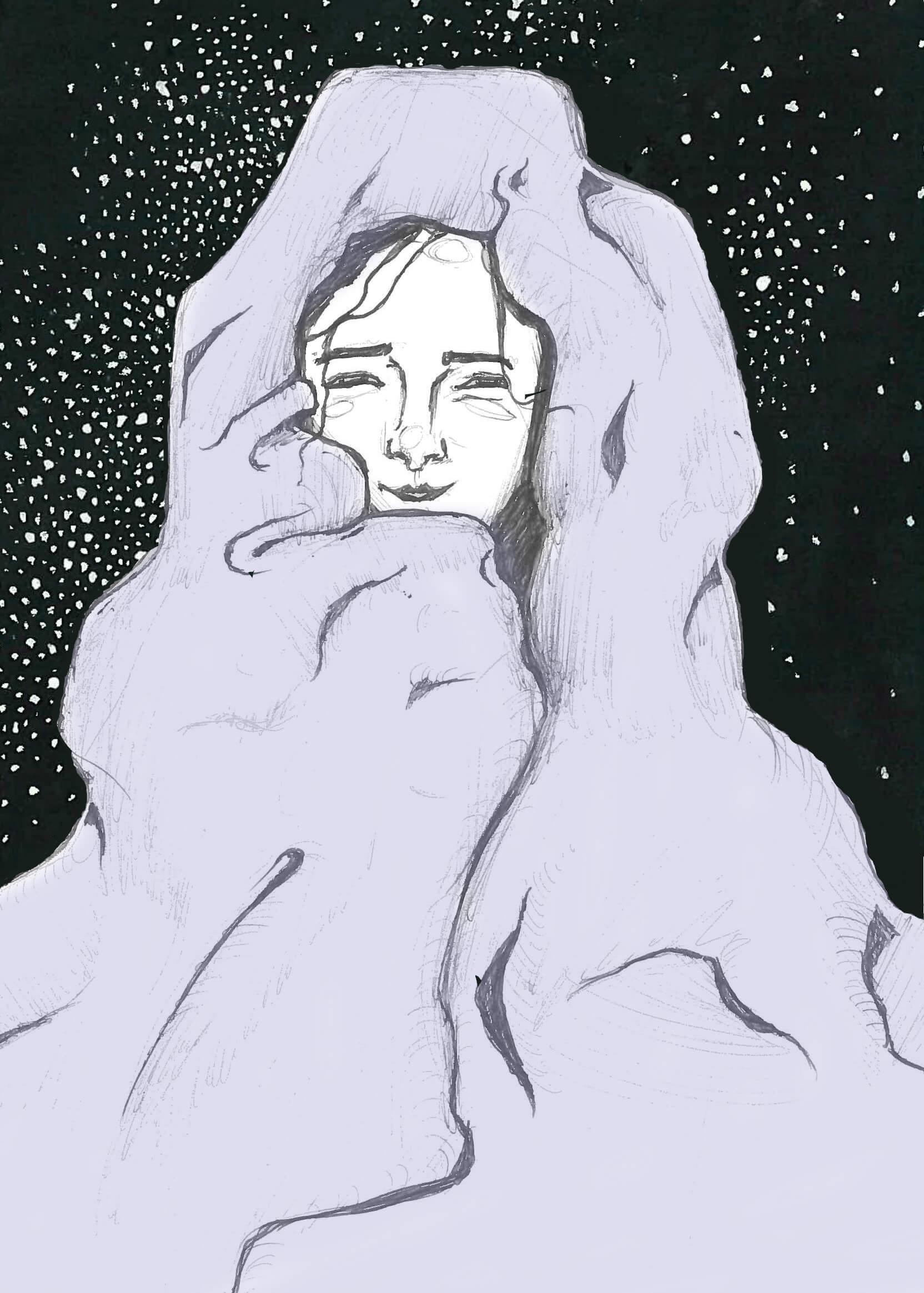 Comfy 'n' cozy. —Ella