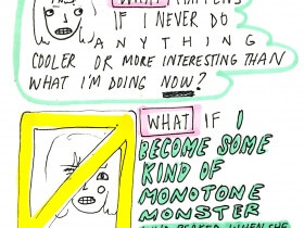 The Fear of Becoming Boring