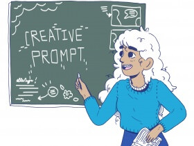 Creative Prompt: Spring Forward