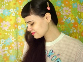 DIY Decoupage Barrettes
