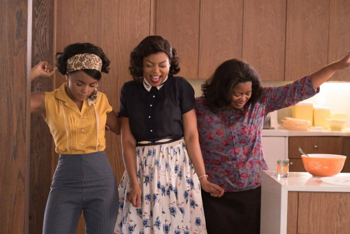 Still from the movie Hidden Figures via The New York Times.