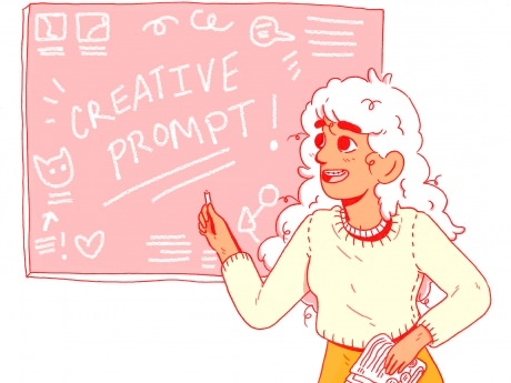 Creative Prompt: Create Your Own Holiday