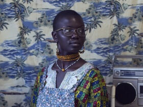 Bad Girl Painter: Atong Atem